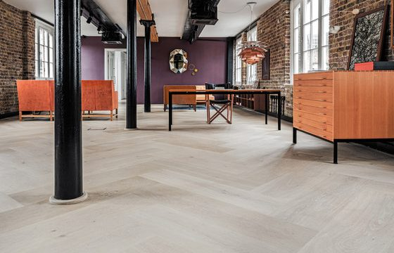 Herringbone big plank
