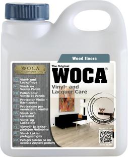 WOCA lacquer care