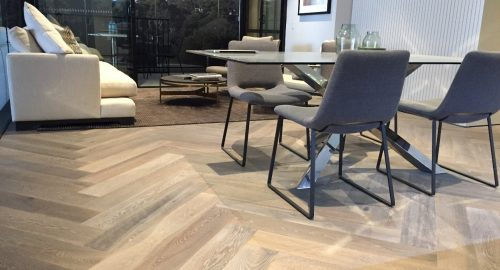 Style Timber Floor Herringbone Casa Collection